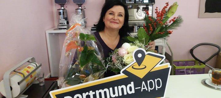 Cafe Puderrosa Eröffnet Heute In Dortmund Asseln Dortmund App