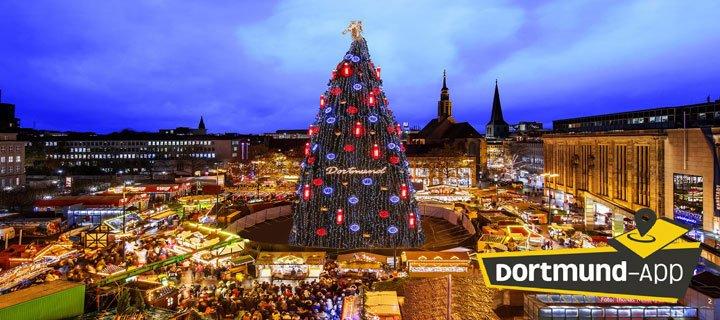 Dortmund Weihnachtsmarkt.Dortmunder Weihnachtsmarkt Hat Heute 2 Weihnachtsfeiertag
