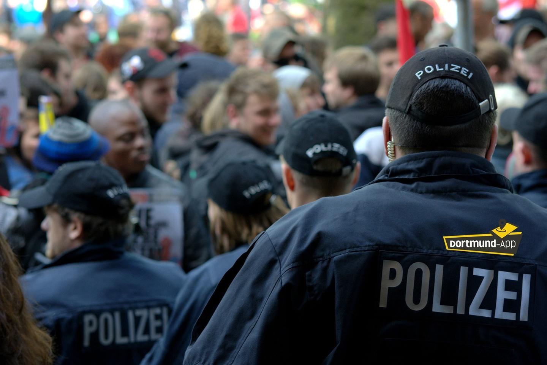 Polizeimeldung Düsseldorf